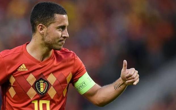 61d21d4653c8ad Il colpo dell'estate è lui: Eden Hazard, la stella belga fresca di vittoria  in Europa League col Chelsea sta per planare a Madrid dopo che Florentino  ha ...