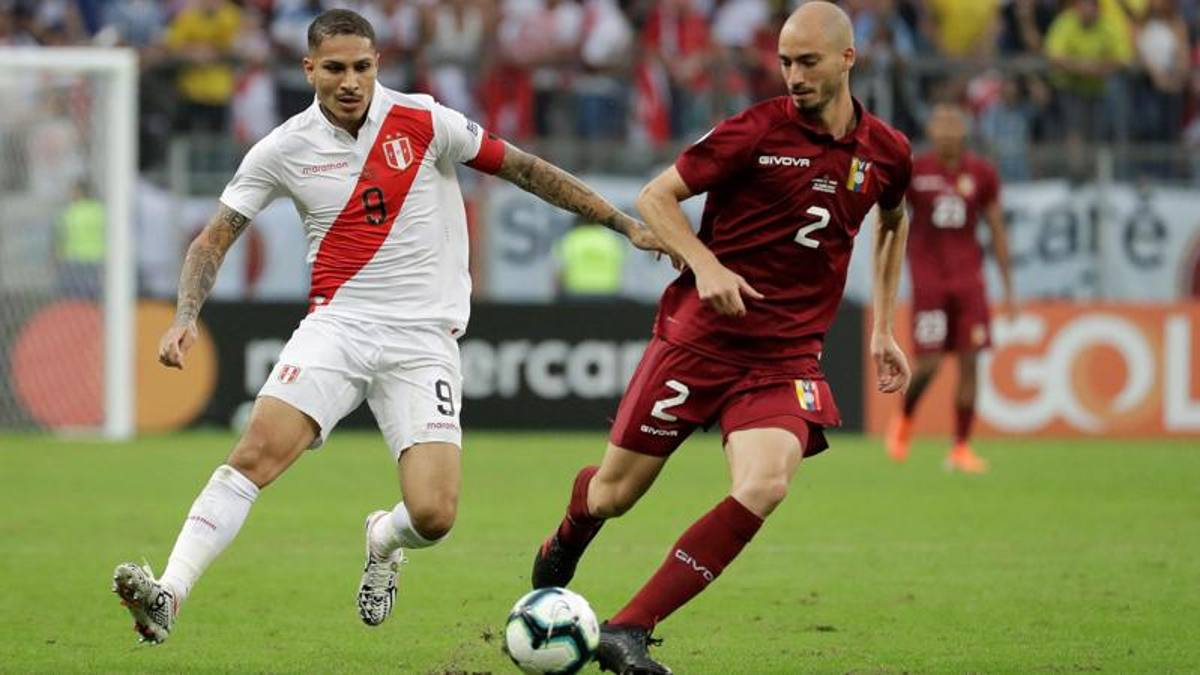 Nessun gol, tanta Var: Venezuela-Perù termina 0-0
