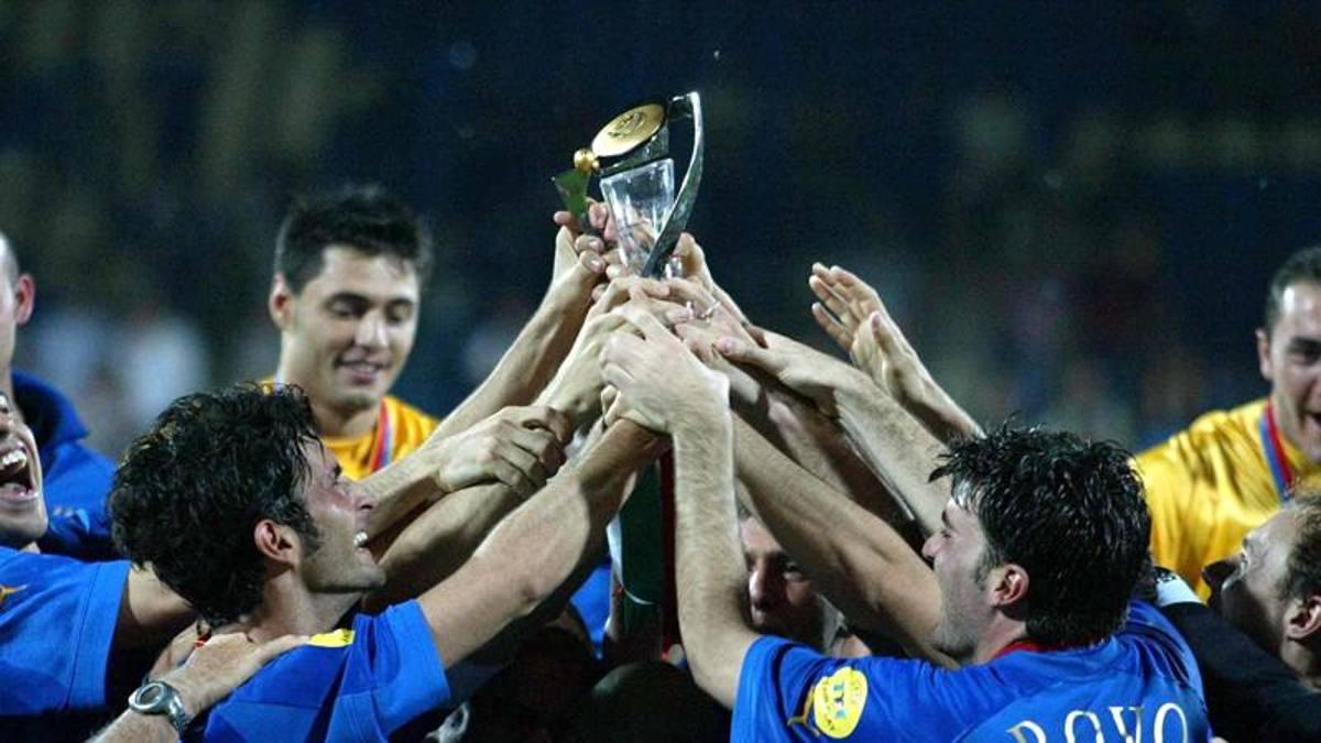 U21: da Vialli a Verratti, cinque titoli, tanti campioni e qualche meteora