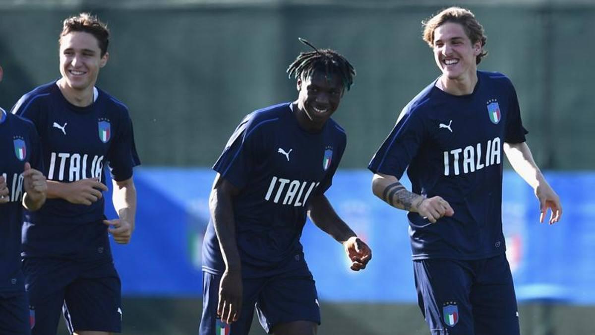 Italia U21, i golden boys e quel sesto titolo che manca da 15 anni