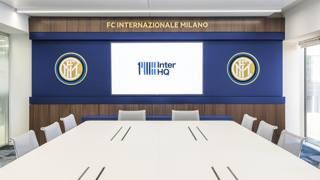 L'Inter apre le porte della nuova sede: che lusso!