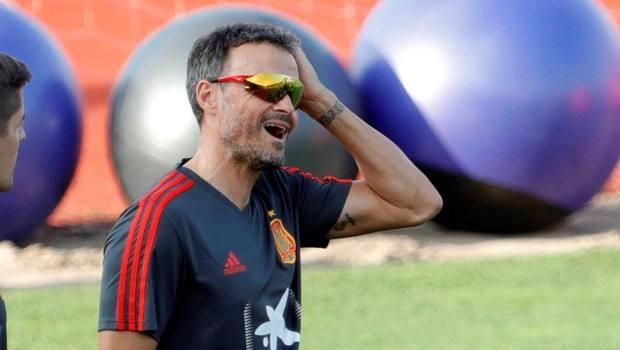 Luis Enrique dopo l'addio alla Spagna: