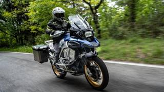 Bmw R 1250 GS Adventure HP: la gallery delle foto dinamiche