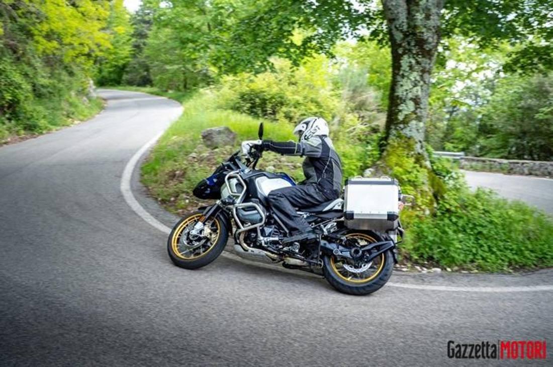 Bmw R 1250GS Adventure HP