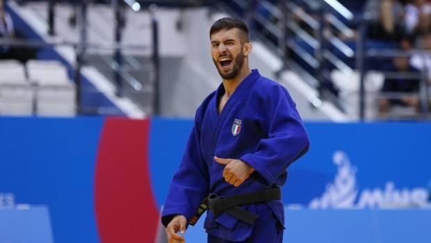 Matteo Medves, secondo nei 66 kg a Minsk