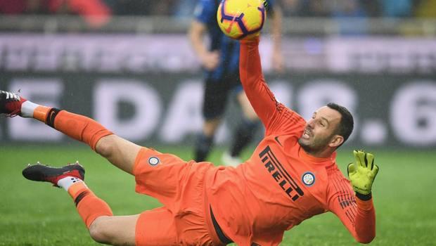 Samir Handanovic, 34 anni