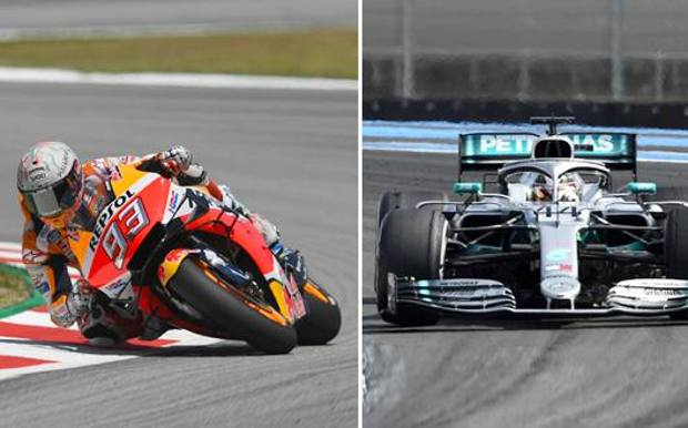 Calendario E Orari Motogp.Formula 1 In Austria E Motogp In Olanda Gli Orari Per