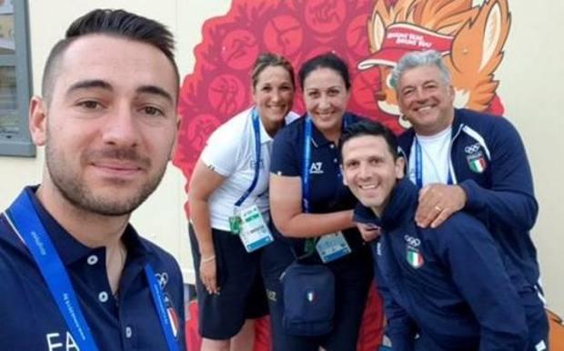 E Inseguimento Giochi Argenti Da Misto EuropeiOri Pista Skeet Su xodrCWBe