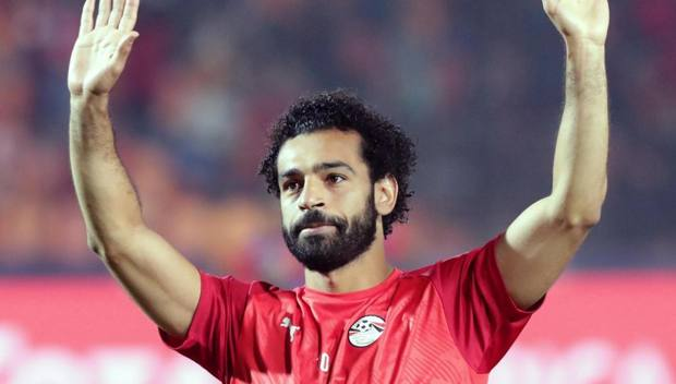 Mohamed Salah, attaccante di Liverpool ed Egitto. Epa