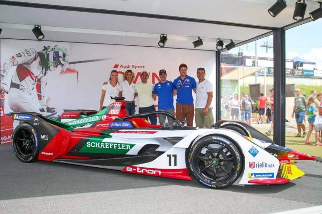Ecco i numerosi testimonial d'eccezione per la 33ª edizione della granfondo sponsorizzata da Audi