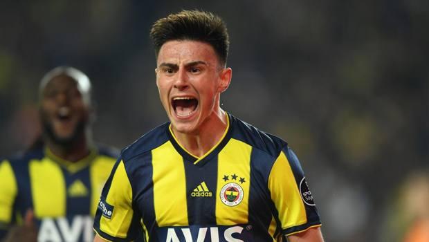 Eljif Elmas, nuovo giocatore del Napoli. Afp