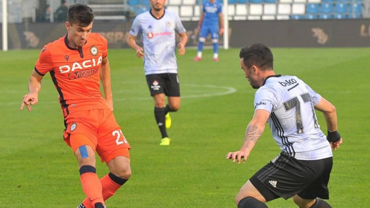 Udinese, Lasagna e Pussetto show: 2-0 al Besiktas di Karius e ...
