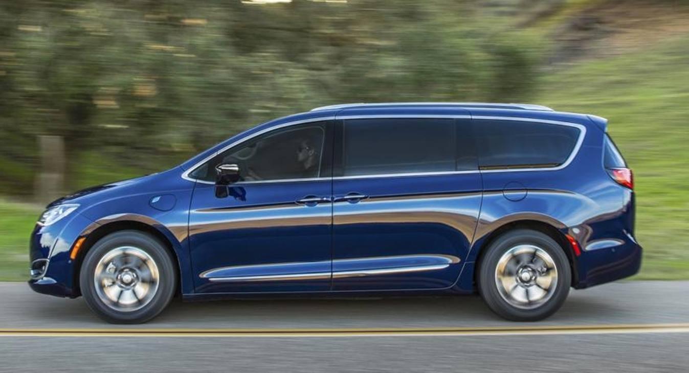 La Chrysler Pacifica Hybrid