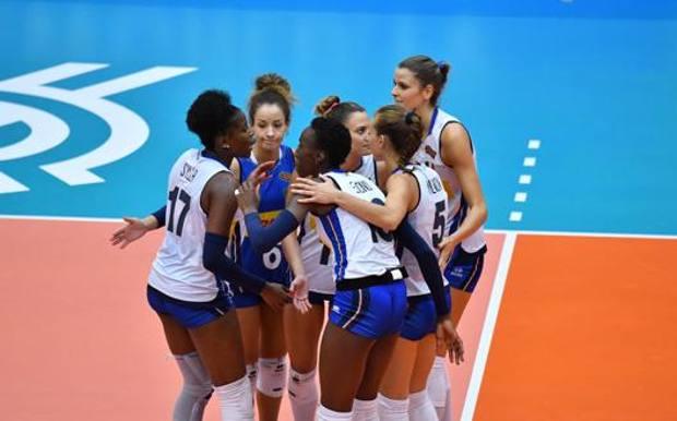 Mondiale Volley 2020 Calendario.Italia Travolgente 3 0 All Olanda Ed E A Tokyo 2020 La