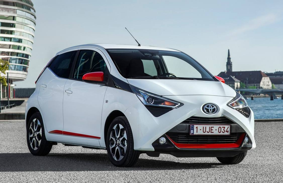 Toyota Aygo Connect 2019