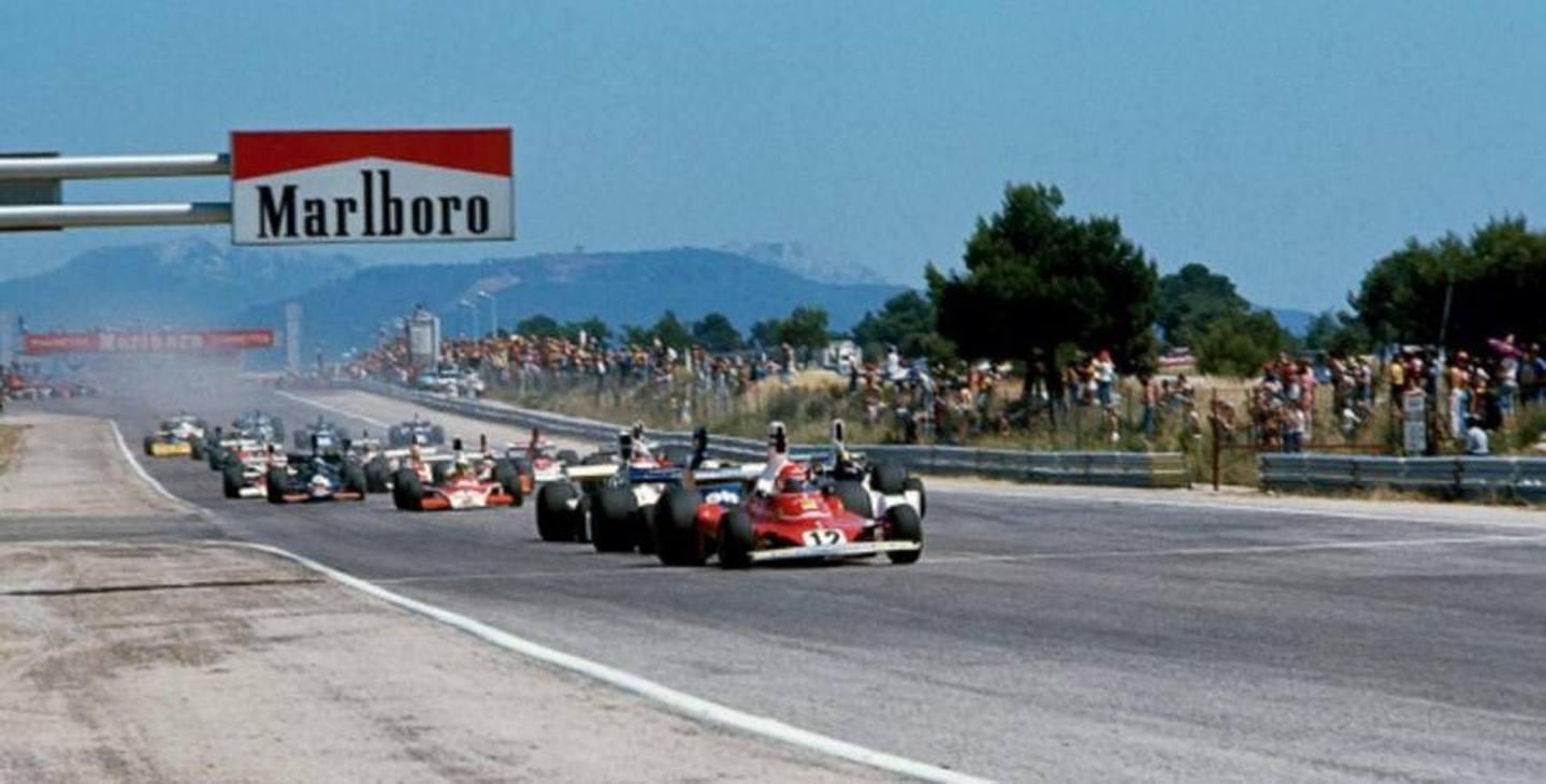Ferrari 312 T Niki Lauda