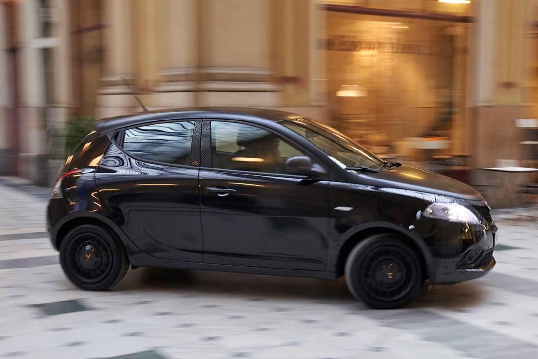 Lancia Ypsilon, la prima nel segmento B e seconda nel mercato totale