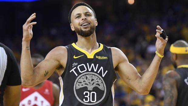 Steph Curry, 31 anni. Ap