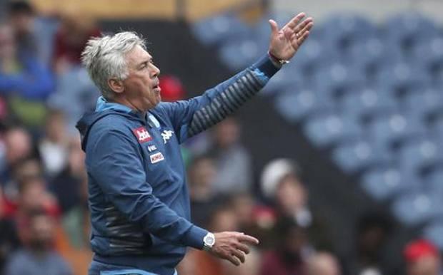 Carlo Ancelotti, 60 anni, seconda stagione al Napoli. Ansa