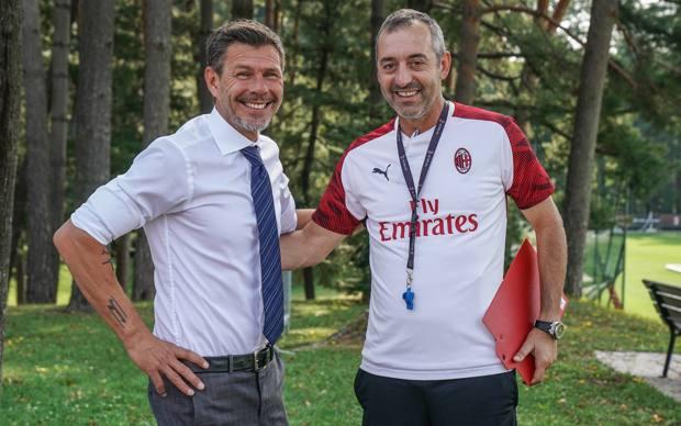Milan, la missione di Boban: