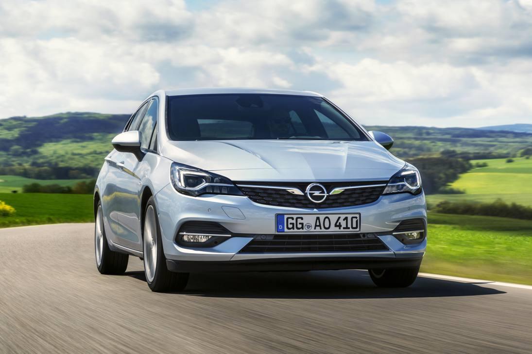 La nuova Opel Astra Berlina