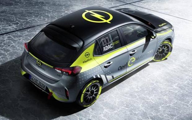 Calendario Rally Sicilia 2020.Con La Opel Corsa E Debutta Il Full Electric Nel Rally La