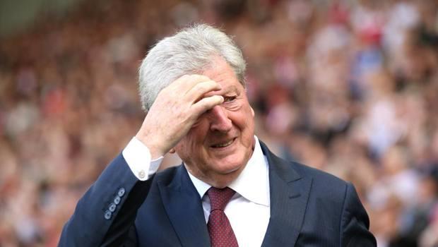 Roy Hodgson, tecnico del Crystal Palace GETTY