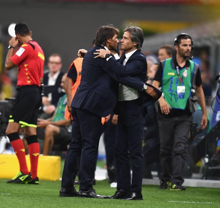 Quando Antonio Conte è diventato nuovo allenatore dell'Inter non ha avuto dubbi. Al suo fianco ci doveva essere Lele Oriali. I due hanno lavorato insieme in Nazionale dal 2014 al 2016 e non è un mistero che la stima sia reciproca.