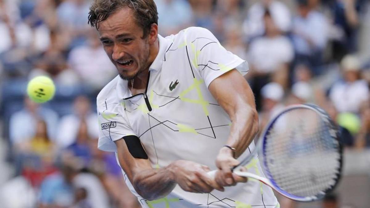 Us Open, Medvedev non delude: è in semifinale