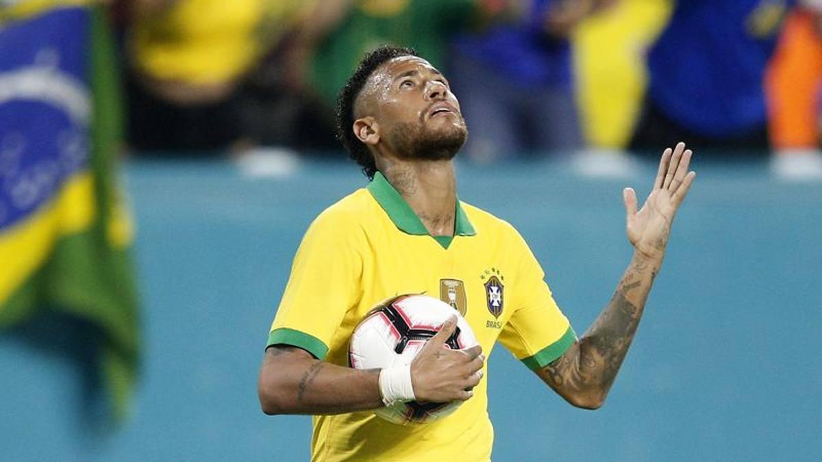 Brasile, è subito Neymar. Ma che Muriel! 2-2 show con la Colombia