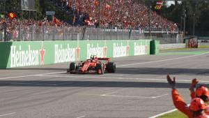 Delirio Ferrari a Monza: trionfa un fenomenale Leclerc davanti a Bottas e Hamilton!