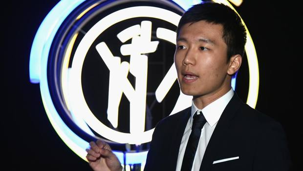 Steven Zhang, 28 anni, presidente dell'Inter GETTY