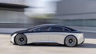 Mercedes EQS: ecco il futuro della Classe S