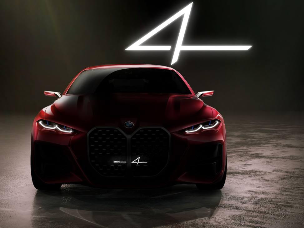 La Bmw Concept 4 è certamente uno dei prototipi più suggestivi del salone di Francoforte 2019. È uno studio di design per le prossime coupé della marca. Affonda le sue radici stilistiche in alcuni tra i modelli più caratteristici del passato, come la Bmw 328 o la 3.0 Csi. Insomma, sportività di alto livello, secondo la più pura tradizione della casa bavarese.