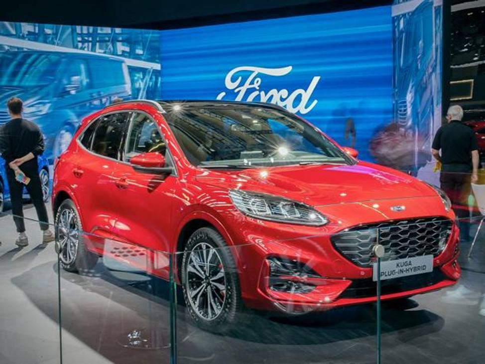 Una Ford Kuga
