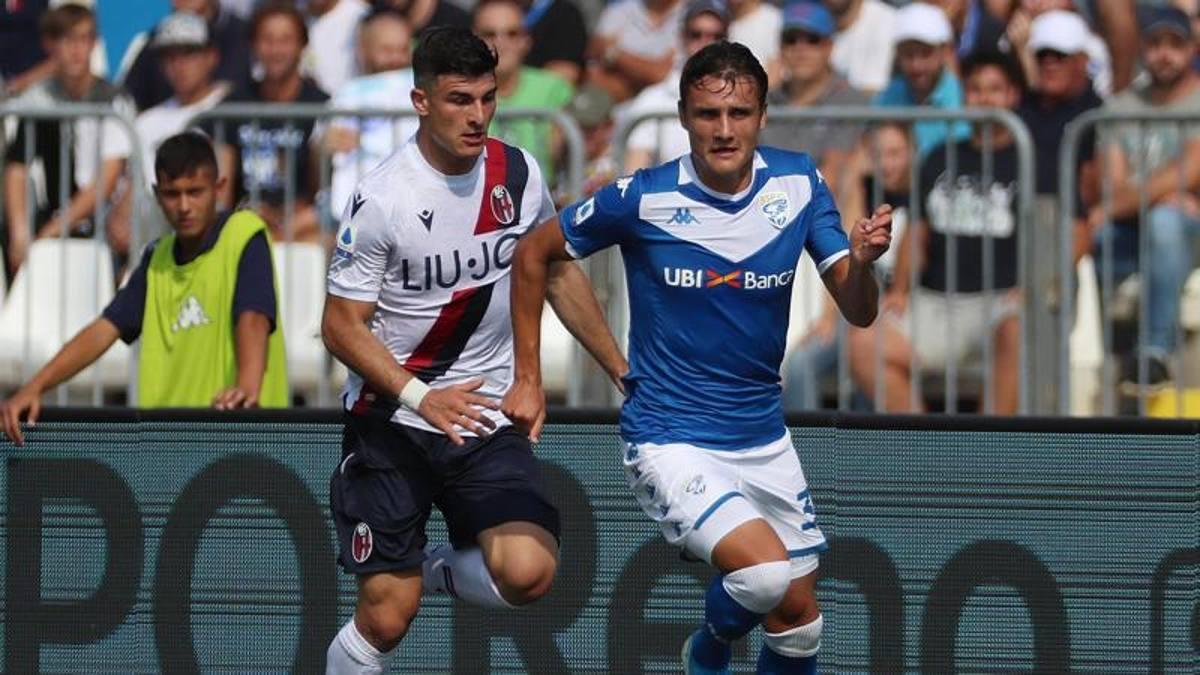 Incredibile Bologna: rimonta da 1-3 e vince 4-3 contro il Brescia in ...