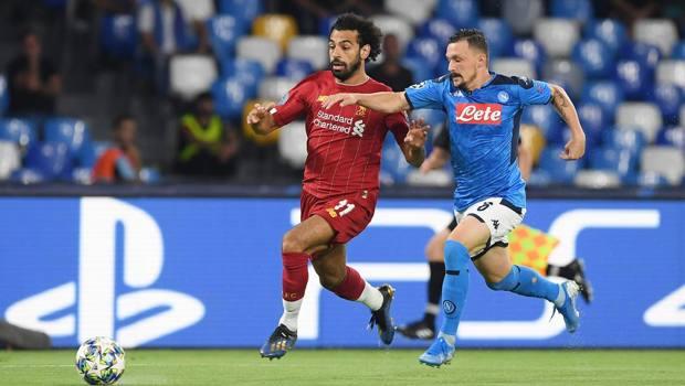 Mario Rui ha cancellato Salah