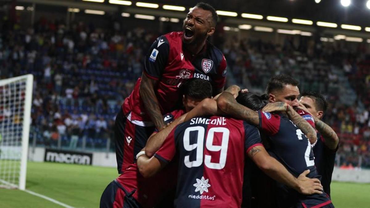 È festa Cagliari: 3-1 al Genoa e seconda vittoria di fila