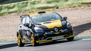 Gazzetta Motori alla Clio Cup Press League