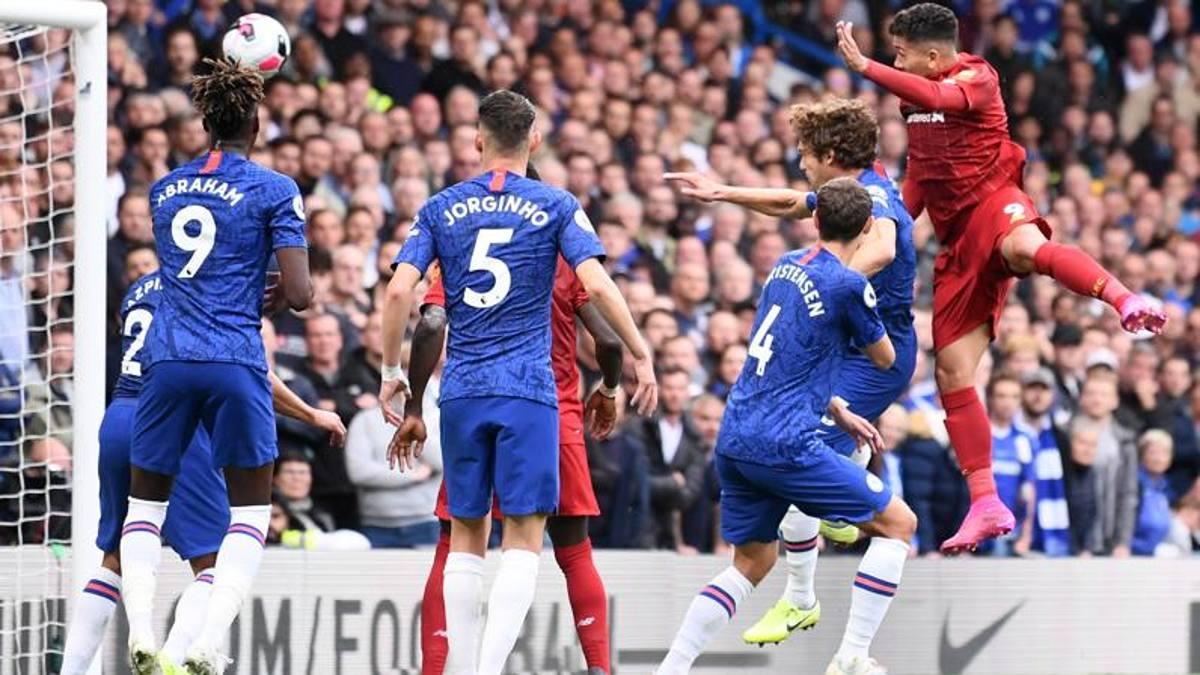 Il big match è del Liverpool: torna a +5 sul City. Il Chelsea si sveglia ...