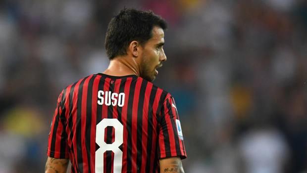 Suso, 25 anni, al Milan dal 2015. Getty