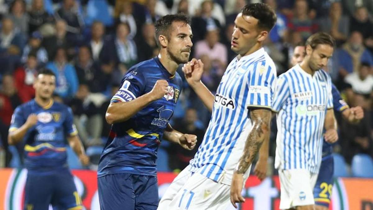 Mancosu non sbaglia mai, Spal troppo fragile: il Lecce vince 3-1 a ...