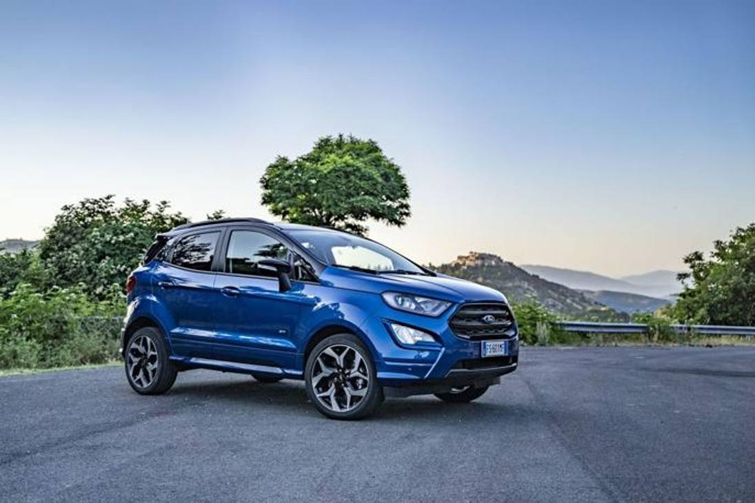 Ford EcoSport ST-Line 1.5 diesel AWD