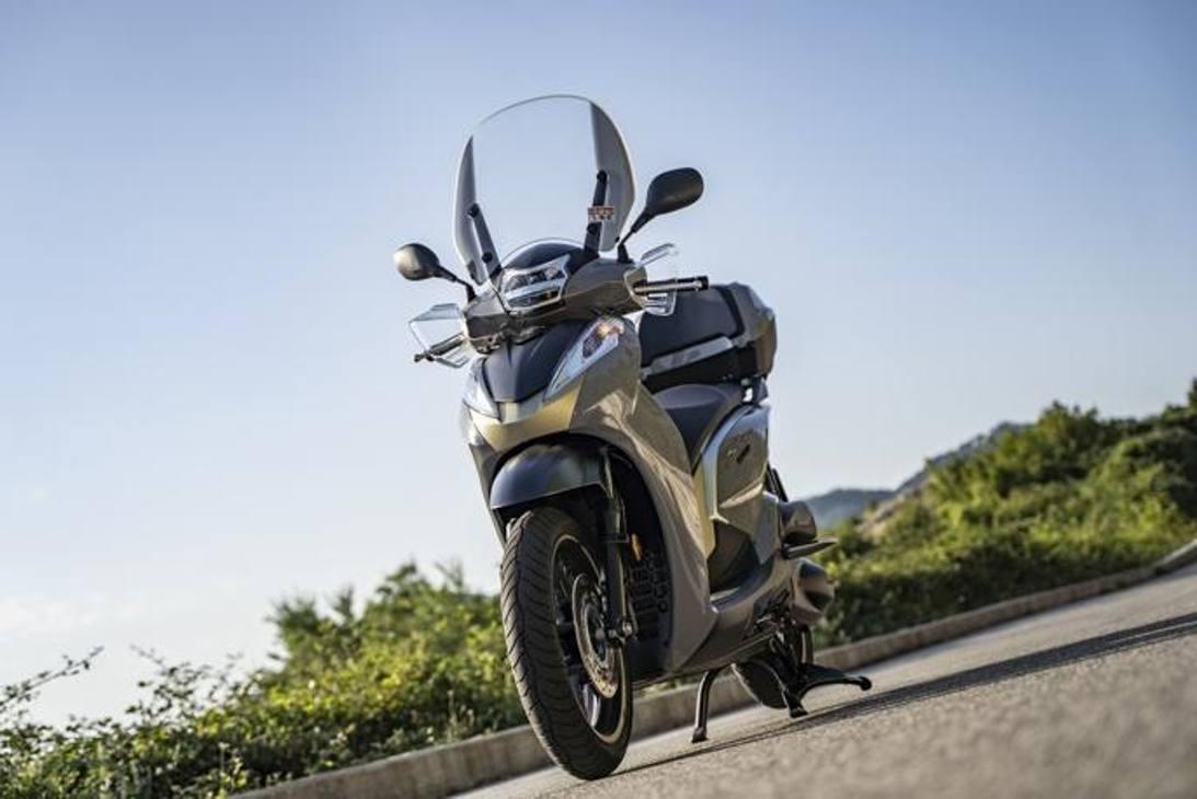 Honda SH300i: la prova