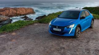 Peugeot e-208, carica di energia: le immagini