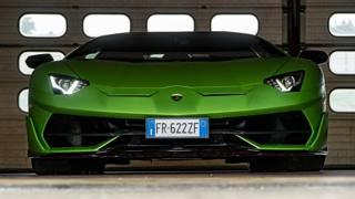 Lamborghini Aventador SVJ, le foto statiche