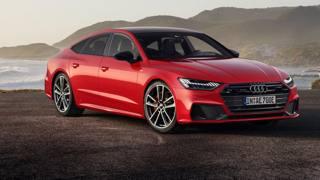 Nuova Audi A7 Sportback, eleganza ibrida: gli esterni