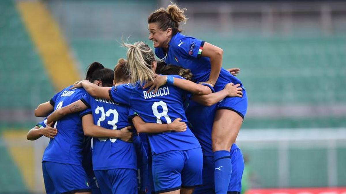 Che Italia a Palermo! Girelli-Giugliano, due sberle alla Bosnia