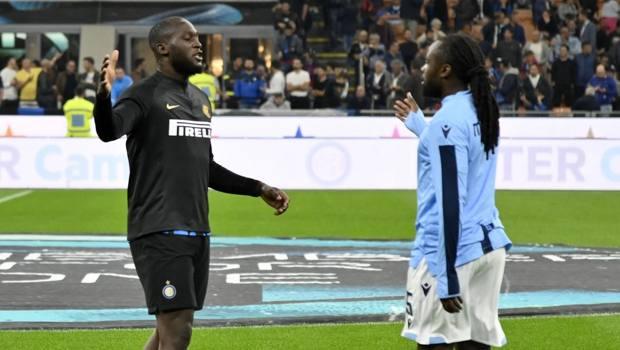 I fratelli Lukaku prima di Inter-Lazio
