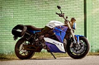Energica Eva EsseEsse9, gli scatti della moto elettrica